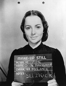 Olivia de Havilland.